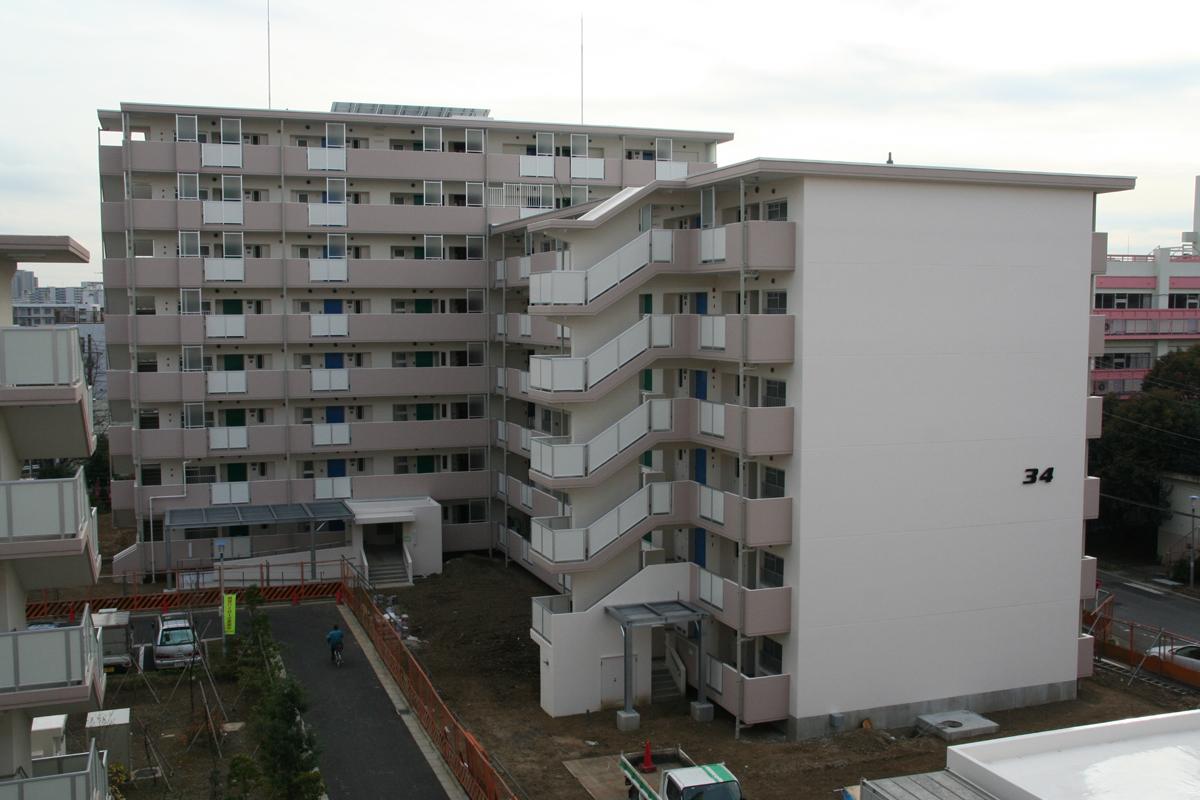 都営住宅 18H-107東