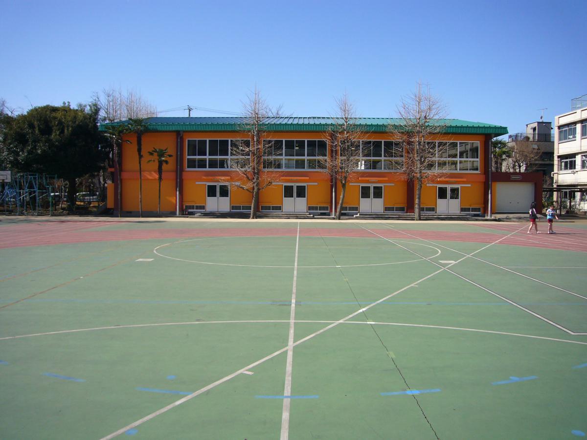 滝野川第二小学校体育館改修