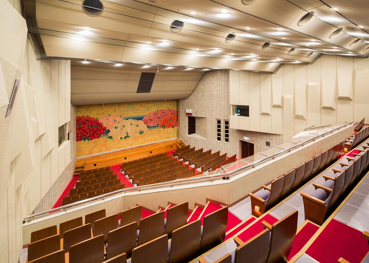 赤羽会館耐震補強及び改修