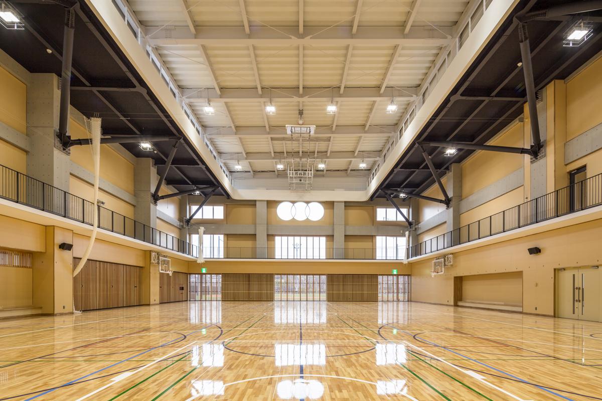 稲付中学校