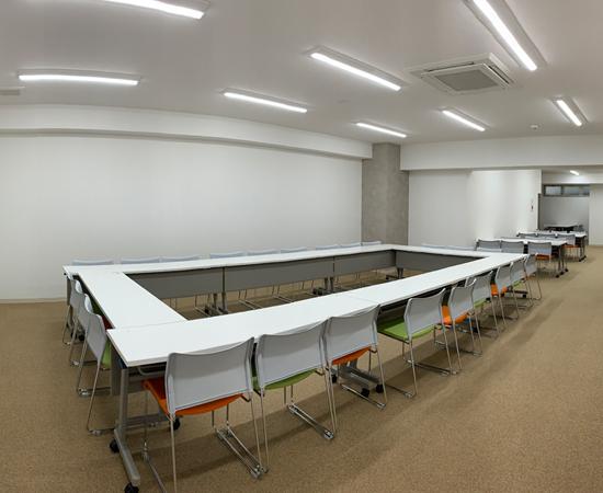 ガモールプロダクトラボ内装改修工事