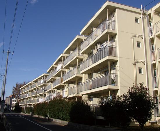 都営住宅14M-703東
